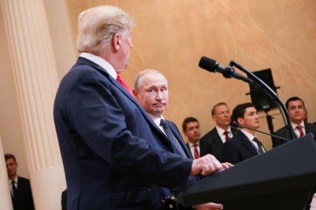 Trump Putin Helsinki Summit 2018