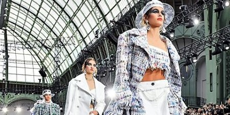 Chanel Fashion Show 2018 2