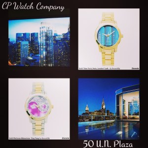 CP WATCH COMPANY
