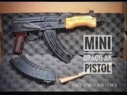 Mini Draco Pistol