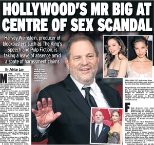 Sex Scandal Hollywood
