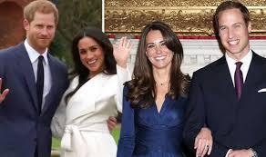 HRH Prince William and HRH Prince Harry
