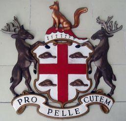 Hudson Bay Company Heraldry