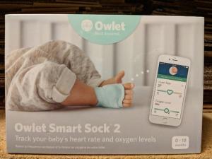 Owelet Smart Sock 2