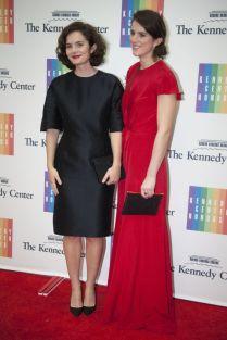Rose and Tatiana Kennedy Schlossberg
