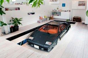 Garage nine car 2