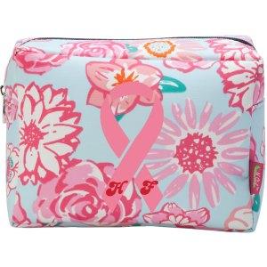 Helene Fourment by Rubens Pink Ribbon Make Up Bag