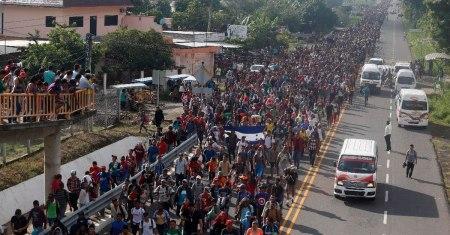 Mexican Caravan