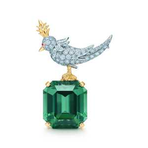 Schlumberger Emerald by Tiffany & Co