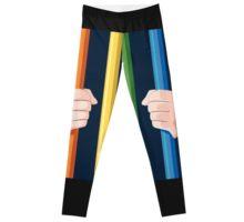 Free 69 Leggings designed by Renee Ashley Baker 3