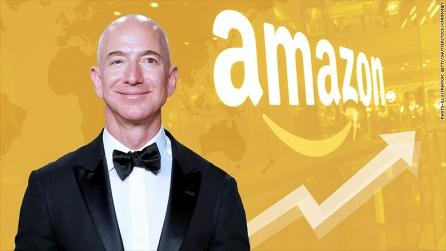 Jeff Bezos Amazon Inc