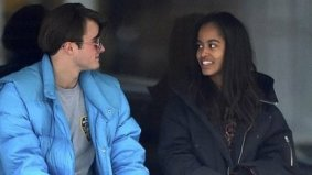 Malia Obama and rich Boyfriend